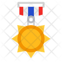 Trophy Ribbon Winner Icon