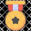 Award Gold Medal Icon