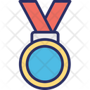 First Position Medal Position Holder Icon