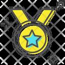 Medal Position Medal Reward Icon
