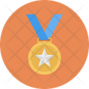 Medal Badge Success Icon