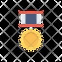 Medal Reward Winner Icon