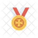 Ribbon Medal Award Icon