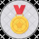 Medal Prize Winner Icon