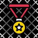 Medal Success Award Icon