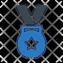 Medal Award Success Icon