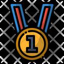 Award School Medal Icon