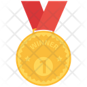 Medal Achievement Reward Icon