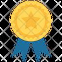 Medal Achievement Award Icon