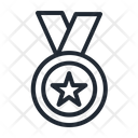 Medal Award Badge Icon