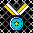 Medal Award Honor Icon