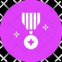 Medal Veteran Army Icon
