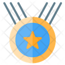 Medal Medals Certification Icon