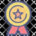 Ribbon Honor Winner Icon
