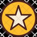 Award Star Achievement Icon