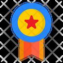 Medal Award Winner Icon