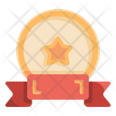 Medal Prize Award Icon