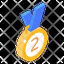 Award Reward Medal Icon