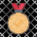 Medal Badge Winner Icon