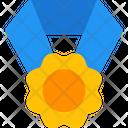 Medal Badge Reward Icon