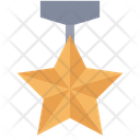 Medal Bedge Success Icon