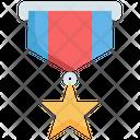 Medal Achievement Prize Icon