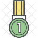 Medal First Position Icon