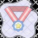 Win Award Medal Icon