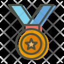Medal Winner Prize Icon