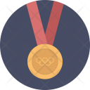 Medal Gold Silver Icon
