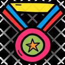 Medal Winner Champion Icon