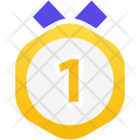 Medal Gold Icon