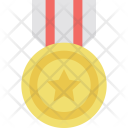 Military Medal Honor Icon