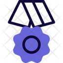 Flower Medal Of Honor Icon