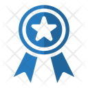 Medal Ribbon Medal Ribbon Icon