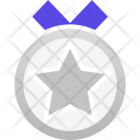 Medal Silver Icon