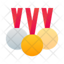 Medals Place Competition Icon