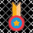 Medals Winner Award Icon