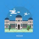 Medan Icon
