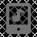 Media Player Mobile Icon