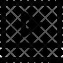 Media Player Video Icon