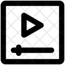 Media Play Sign Icon