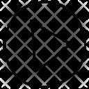 Media Play Arrow Icon