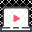 Media File Video Icon