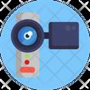 Media Camera Record Icon