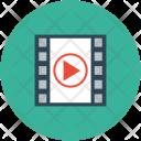 Media Player Movie Icon