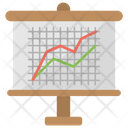 Media Analytics Graphic Icon