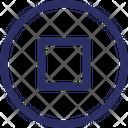 Media button Icon