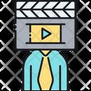 Media Director Icon