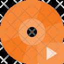 Media Compact Storage Icon